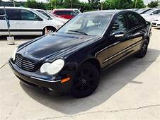 2004 Mercedes Benz C Class C320 4MATIC AWD 4dr Sedan In