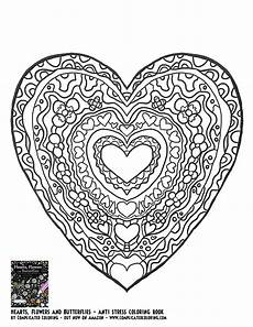 hearts and flowers drawing at getdrawings free