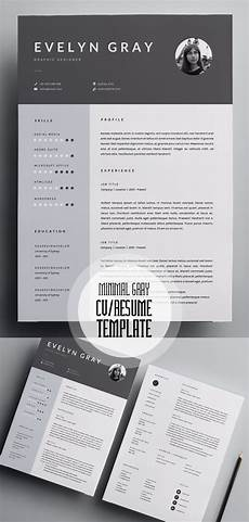 50 best resume templates for 2018 design graphic design junction