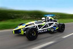Dont Try And Outrun This Ariel Atom Police Car