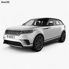 Land Rover Range Rover Velar 2018 3d Model Vehicles On Hum3d