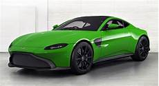 A Different Look At The 2018 Aston Martin Vantage