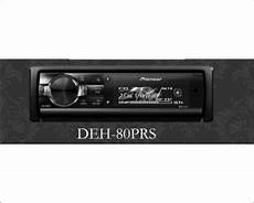 pioneer deh 80prs cd player for sale mcf marketplace