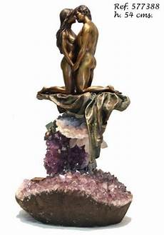 Was Ist Eine Muse - ebano bronze sculpture prelude from the vidal collection
