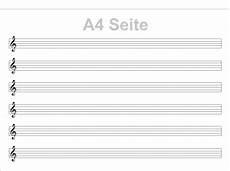 Malvorlagen Querformat Notenpapier Ausdrucken Notenlinien Pdf Vorlage