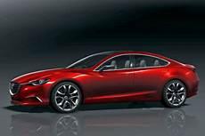Wird Das Der Neue Mazda6 Studie Mazda Takeri Tokyo Motor