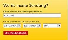 post nachnahme nicht deutsche post briefverfolgung tracking f 252 r briefe