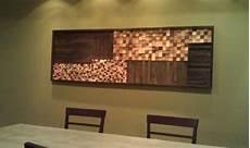 Holz Deko Wand Selber Machen - selvst gemachte wandekoration aus holz indir