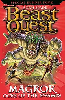 Beast Quest Malvorlagen Novel Magror Ogre Of The Sws Special 20 Beast Quest