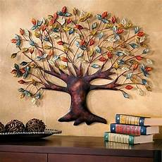 tree of life metal artistic connecting family wall hanging sculpture art decor ebay