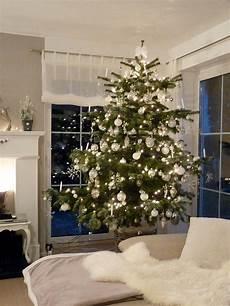 Weihnachtsbaum Rot Weiß Geschmückt - homely tw fr 246 hliche weihnachten