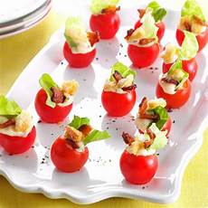 blt appetizers recipe taste of home