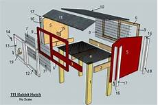rabbit housing plans 13 epic free rabbit hutch plans you can download build