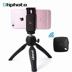 Ulanzi Mini Smartphone Tripod Portable Phone ulanzi mini tripod with phone holder mount portable