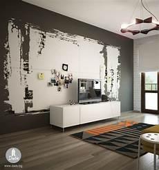 Jugendzimmer Gestaltung Idee Schwarz Weiss Interessante
