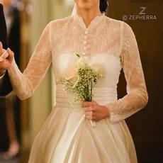Grace Hochzeitskleid Ma 223 Anfertigung Frau Vintage