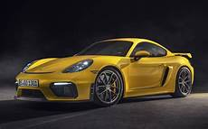 2019 porsche 718 cayman gt4 price power performance and