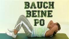 Bauch Beine Po Intensiv Das Komplette Mit