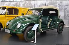 Volkswagen Museum Wolfsburg Beetle Polizei Cabriolet Ran