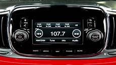 uconnect 5 0 radio and media connections for 2017 fiat