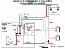 Atwood Water Heater Switch Wiring by Atwood Water Heater Model Gch6 4e Parts Pdxrvwholesale