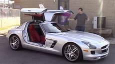 Here S Why The Mercedes Sls Amg Is Worth 185 000