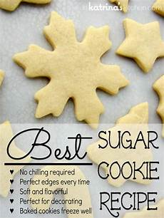 Kitchen Gifts No Fail Sugar Cookies by The Best Sugar Cookie Recipe