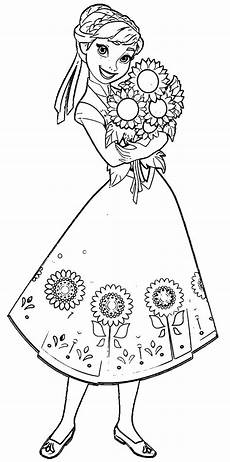 Malvorlagen Free Fever Sunflowers Coloring Page Ausmalbilder