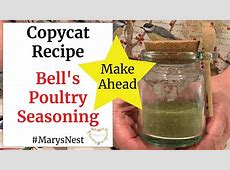 homemade poultry seasoning_image