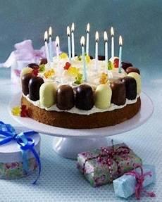 Torten Für Kindergeburtstag Zum Selbermachen - kindergeburtstag torte mit mini schaumk 252 ssen rezept