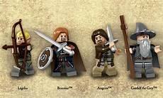 lego seigneur des anneaux le seigneur des lego printf