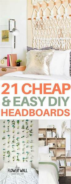Bedroom Ideas Cheap And Easy by Unique Diy Headboard Ideas That Are Cheap Easy To Make