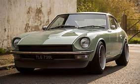 MZR Datsun 240Z Is A Classic Japanese Sports Car From The