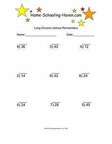 dividing decimals worksheet no remainders 7230 division without remainders 6 3rd 4th grade worksheet lesson planet