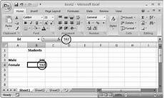 section 1 3 navigating in excel excel 2007 c the missing manual