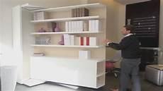 la maison du convertible armoire lit escamotable lgm table bimodal par la maison