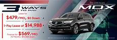 current ads mcgrath acura of morton grove