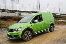 Volkswagen Caddy Alltrack Der Hochdachkombi Kommt Jetzt