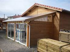 fabriquer sa veranda prix plaque polycarbonate pour v 233 randa