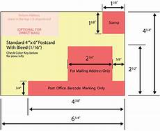 usps postcard design guidelines if you are designing a postcard or an envelope to be