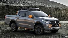 2017 Mitsubishi L200 Geoseek Concept Limited Edition
