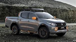 2017 Mitsubishi L200 Geoseek Concept Limited Edition  YouTube