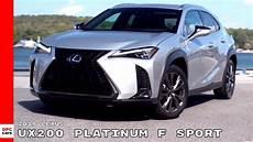 2019 Lexus Ux200 by 2019 Lexus Ux200 Platinum F Sport