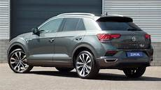 Volkswagen New T Roc R Line 2018 Indium Grey 19 Inch