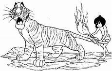 Malvorlagen Jungle The Jungle Book 100 Animation Printable