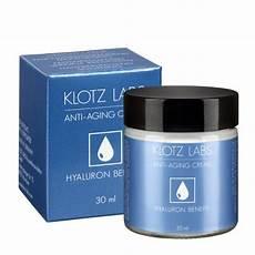 Klotz Labs Hyaluron Benefit Creme Jetzt Pflege Bestellen