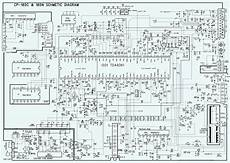 daewoo 14 inch ctv how to enter service mode alignments circuit diagram electro help