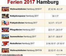 Ferien Hamburg 2017 220 Bersicht Der Ferientermine