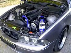 bmw kompressorumbau supercharged 528i chiptuning