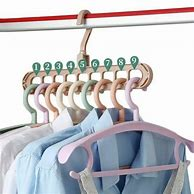 Image result for Multi-Round Hangers for Clothes